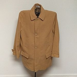 NWOT Fully Lined Wool Coat